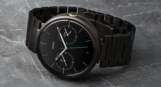 Quelle montre connectée Android Wear choisir