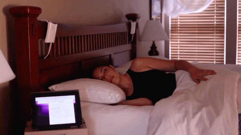 Emfit QS le moniteur de sommeil qui vous observe toute la nuit