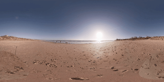vrideo, site de réalité augmentée 360