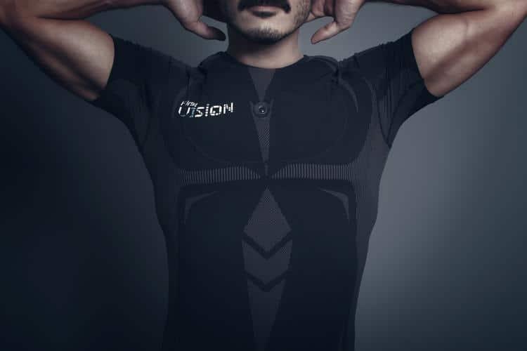 First V1sion présente son t-shirt connecté