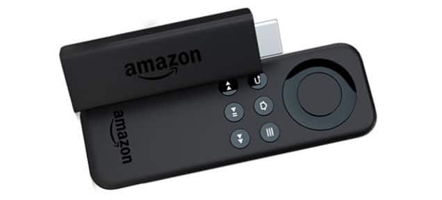 télécommande et clé HDMI Amazon