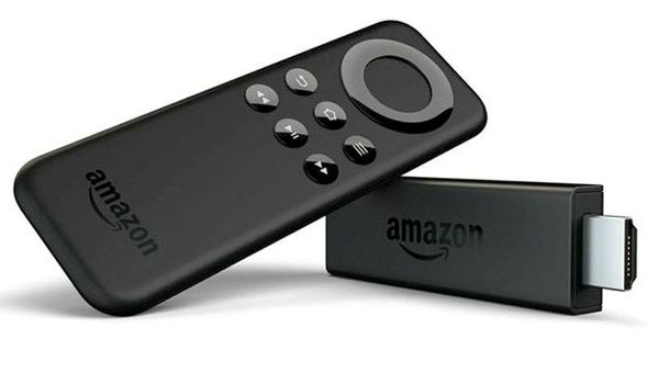 Fire TV Stick dongle Amazon