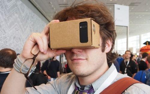 Le premier magasin Google à Londres pourra être visité avec les Google Cardboard