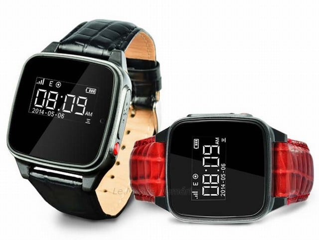 haier lance des traceurs gps et des montres connect es. Black Bedroom Furniture Sets. Home Design Ideas