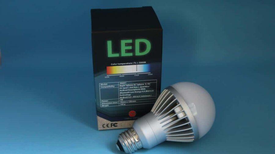Ampoule New Deal