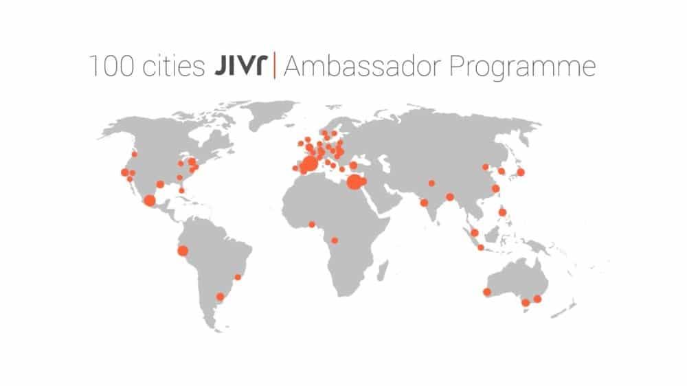JIVR Bike Ambassador Programme
