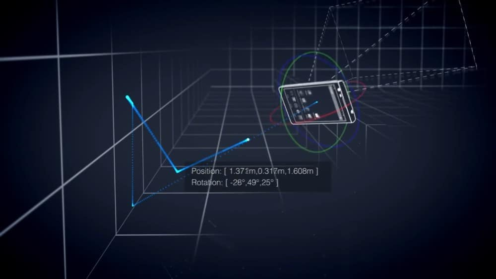 Smartphone Mapping Project Tango