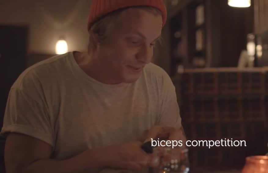 V1bes Biceps Competition