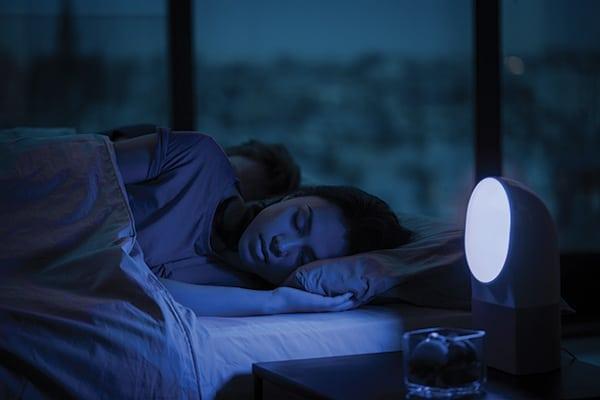 withings aura sommeil de qualité avec chauffage