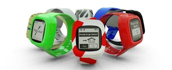 ambygear4 Bracelet GPS