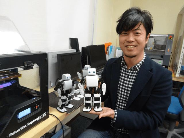 Plen2 robot imprimable