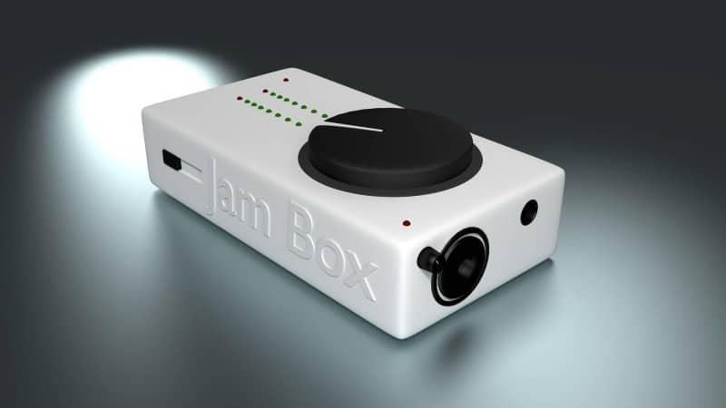 Jam'Box design idéal