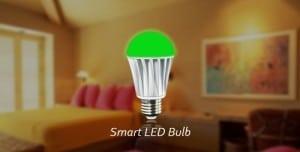 Ampoule LED intelligente pour réduire vos factures