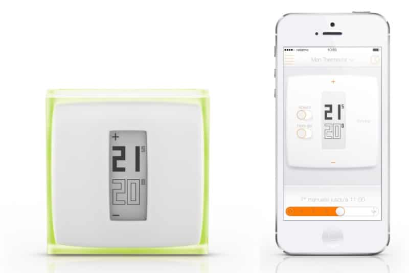 Netnamo le thermostat connecté pour réduire vos factures