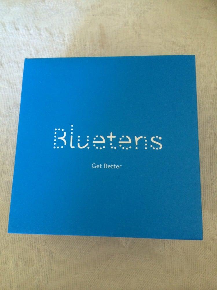 Unboxing du Bluetens