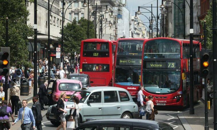 Embouteillages de plus en plus important sur les routes