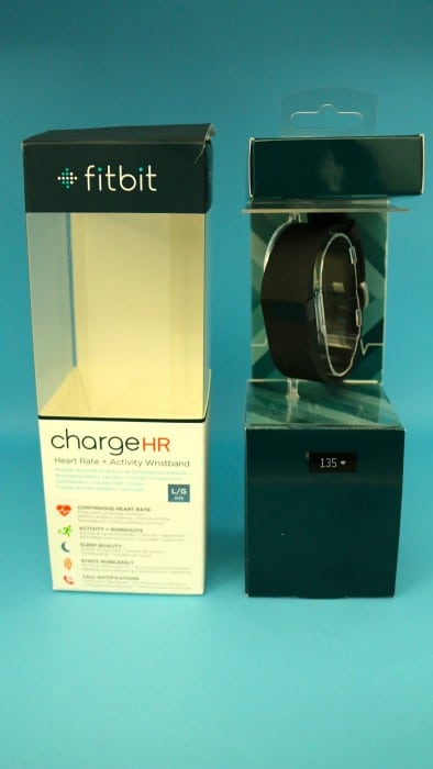 FitBit Charge HR Test unboxing