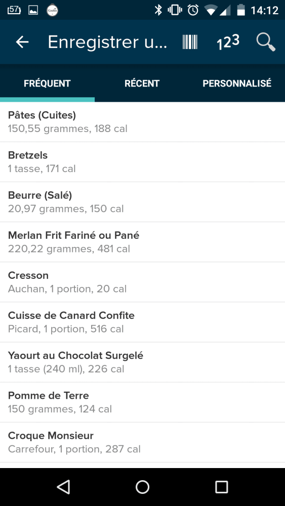 FitBit Charge HR Test application