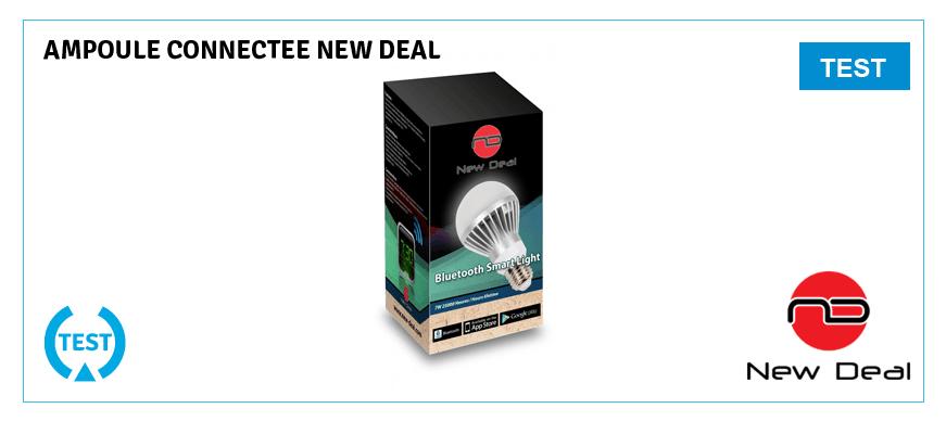 Ampoule New Deal BBL