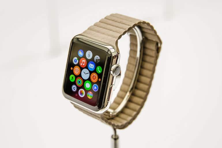 l'Apple Watch Gold, objet de luxe ?