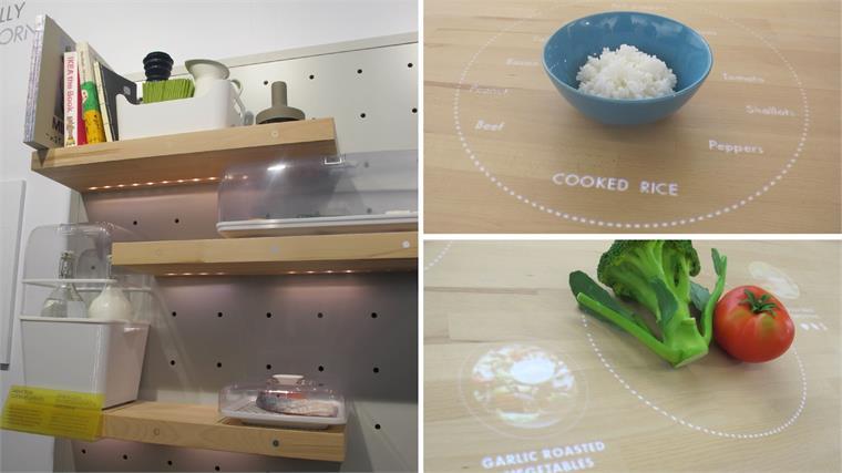 Cuisine intelligente, Ikea