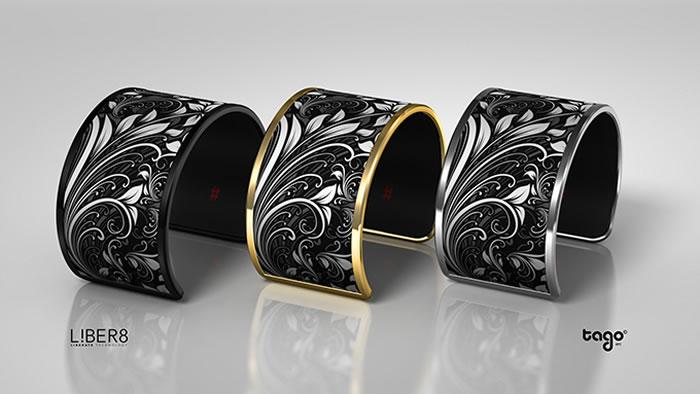 Tago Arc le bracelet personnalisable à l'infini