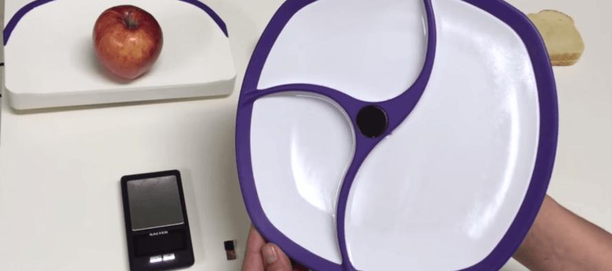 Mangez équilibré avec l'assiette SmartPlate