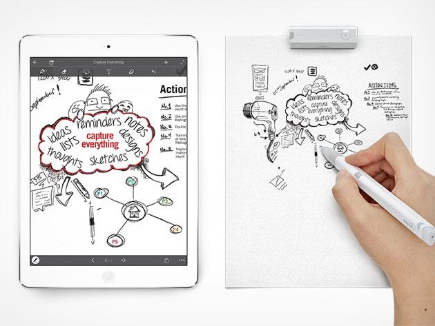stylo connecté smartpen 2 equil tablette