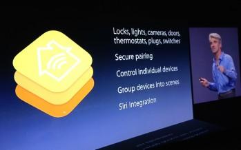 On connaît les premiers objets compatibles Apple HomeKit