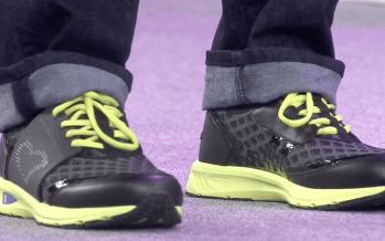 [Flash] Lenovo et les chaussures qui communiquent votre humeur