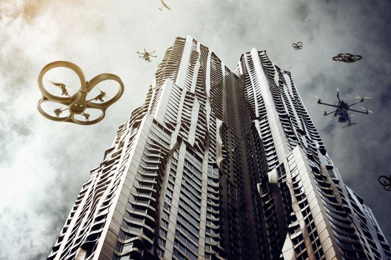 nouvelles technologie drones