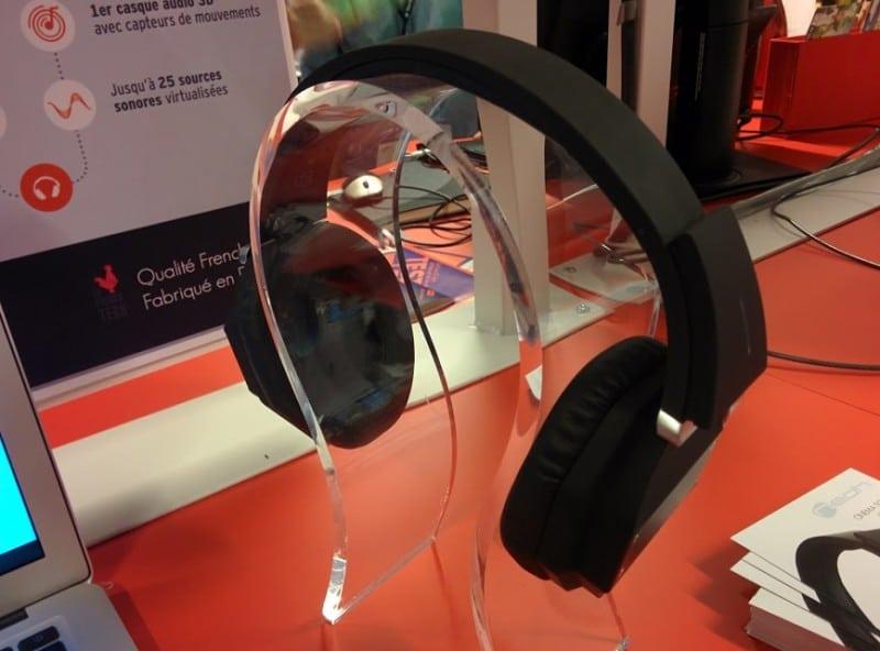 casque 3D intelligent Neoh