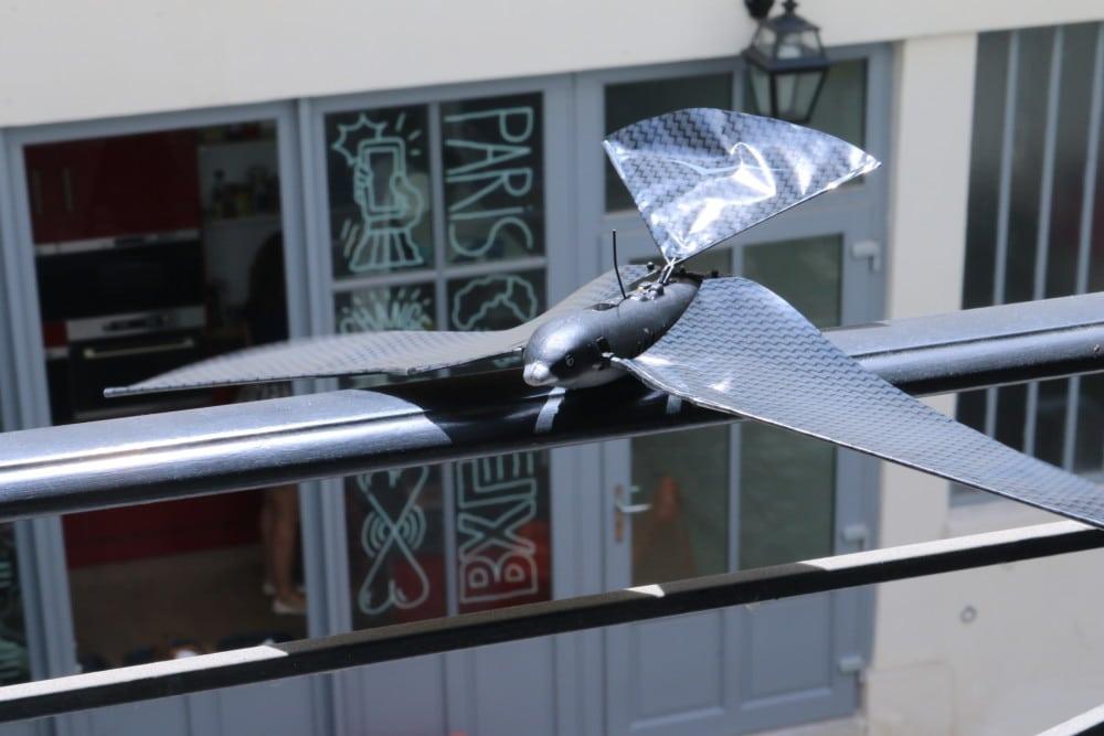 bionic bird - photo