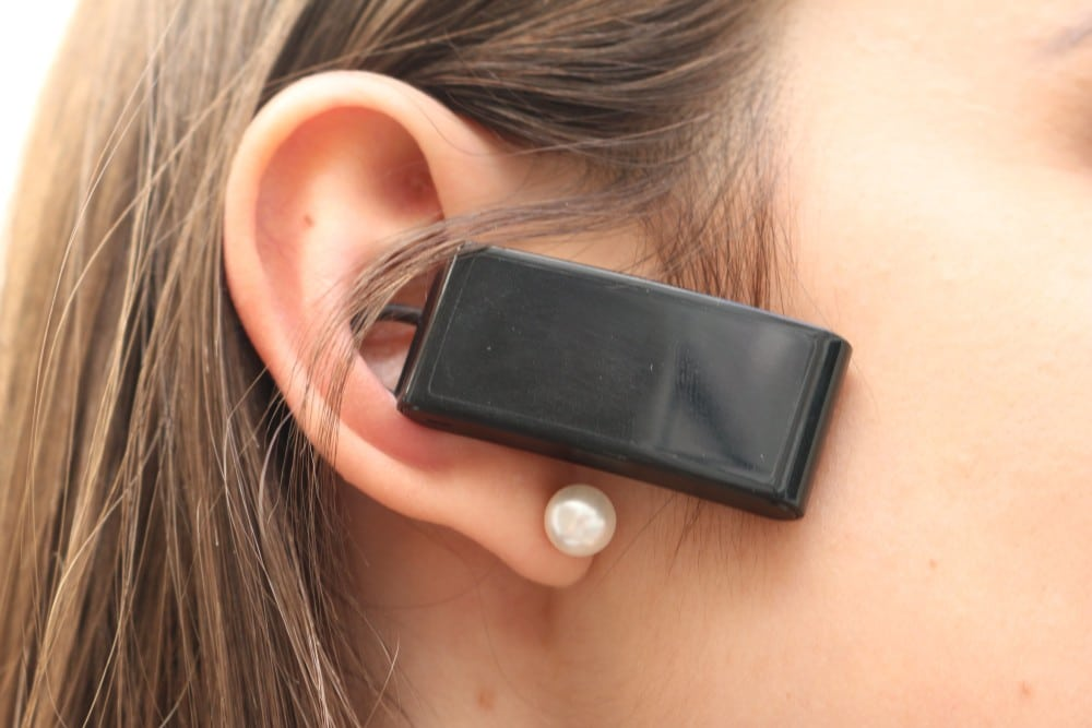 Jawbone UP3 vs Huawei Talkband B2 oreillette