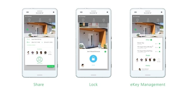 Qrio Smart Lock 2