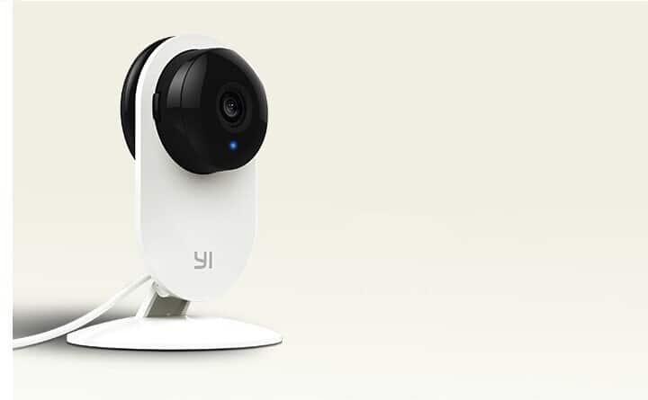 caméra surveillance maison xiaomi yi