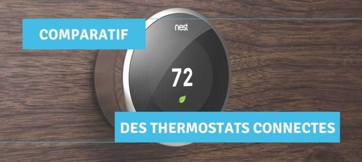 comparatif thermostat connecte acheter