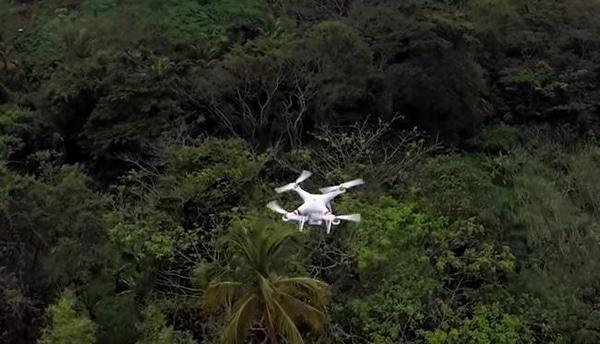 drone santé projet défintion