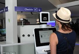 robot douanier thales