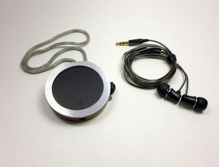 wear collier auditif connecté