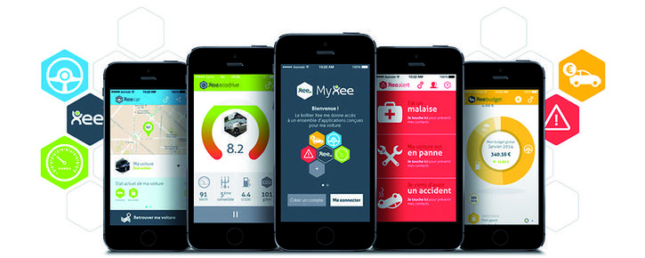 xee application norauto
