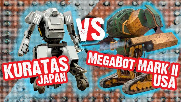 combat robot usa japon
