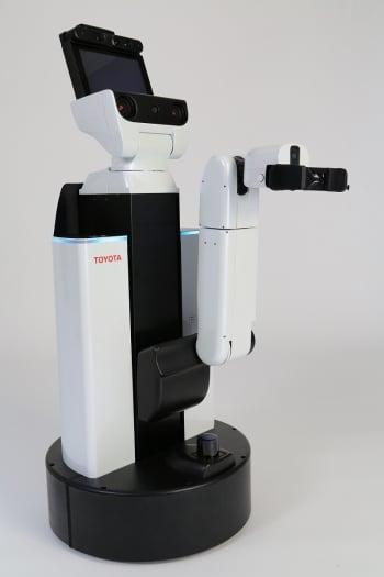 human support robot toyota