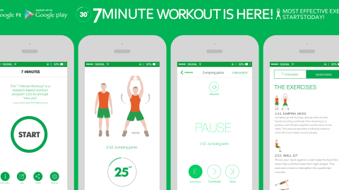 7 min workout top applications apple watch