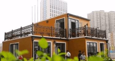 [Vidéo] Une superbe villa imprimé en 3D en … 3 heures !