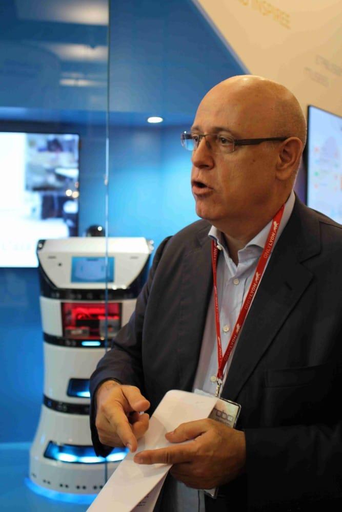 Jean-Pierre Monéger, Directeur Général de Cofely Services.