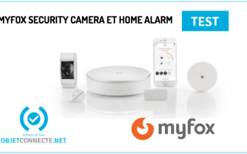 [TEST] MyFox Home Alarm et Security Camera, la paire gagnante pour une sécurité connectée !
