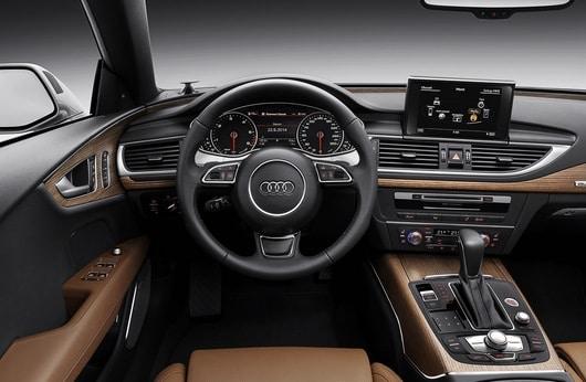 Audi q7 la nouvelle voiture presque autonome for Interieur q7