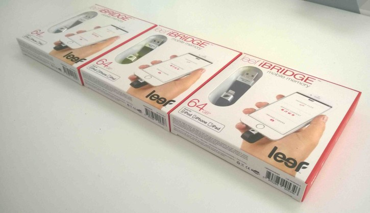 cle usb iphone leef 64 go