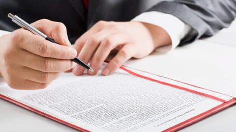 contrat commercial